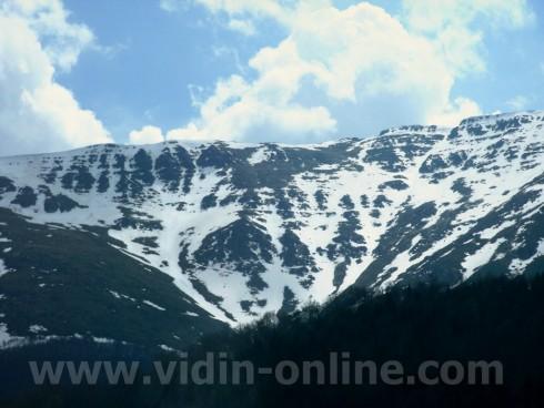 Интересът за туризъм в Чупренския балкан през зимата не е голям