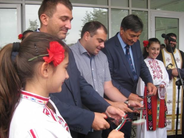 Откриване на спортната зала в Белоградчик