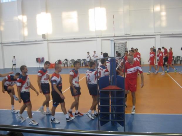 В новия спортен комплекс в Белоградчик могат да се упражняват над 30 вида спорт