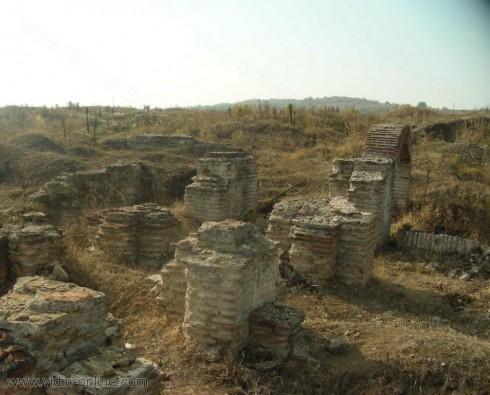 Областна администрация – Видин ще осигури охрана на археологически обект Рациария