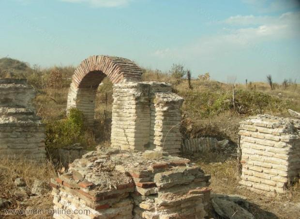 """Областният управител на Видин ще потърси съдействие от Министерството на културата за опазването на """"Античен град Рациария"""""""
