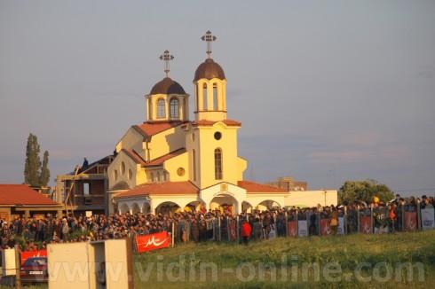 Чудотворни икони на Св. Богородица се изнасят за поклонение в Бдинския манастир във Видин всеки петък