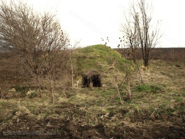 Картечен бункер до село Извор махала
