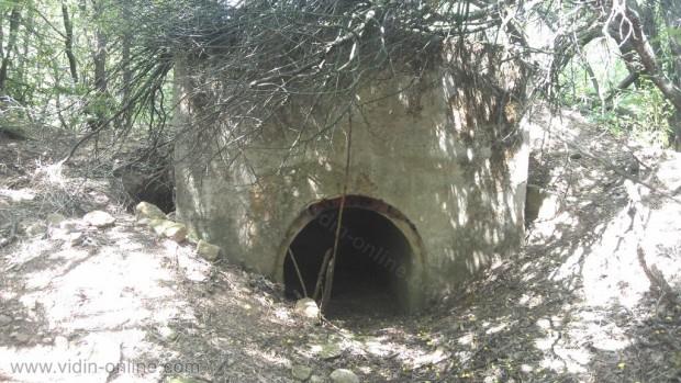 Бункери до село Сливовник