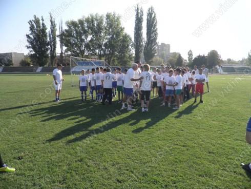 Фубтолна инициатива - Open Fun Football Schools