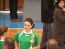 Осмомартенски футболен турнир за момичета 07.03.11