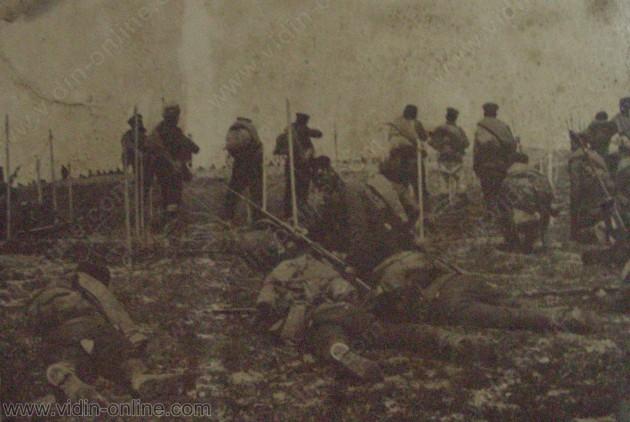 Трети пехотен бдински полк - атаката при одрин