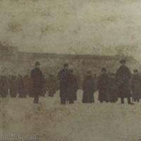 Защитници на Белоградчишкия редут на Видинската крепост 1885г.