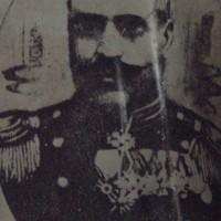 Полковник Тенев - Командир на 3-ти пехотен бдински полк по време на войните 1912-1913г