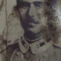 Капитан Марин Маринов 1856-1885 командир на 3-ти пехотен Бдински полк ранен на 3 Ноември 1885 при Врабча
