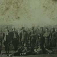 Войници от трети пехотен бдински полк арестувани за антифашистка дейност март 1933