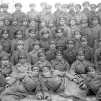 Картечна рота на трети пехотен бдински полк 1928