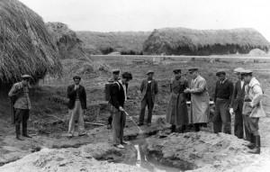 1949 г. - обеззаразяване в конопената фабрика във Видин.