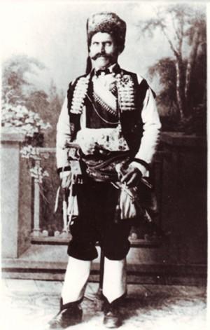 Дядо Цеко Петков е дясната ръка на Раковски във Втората легия в Белград