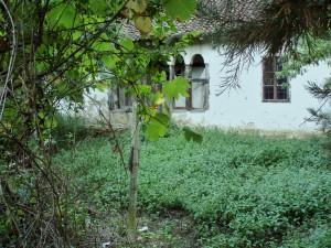 Родната къща на Матей Цеков в село Ошане построена лично от него