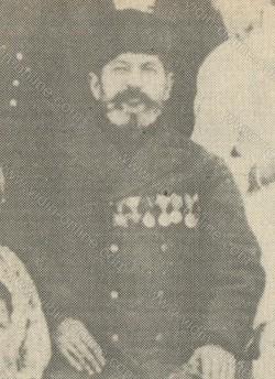 Стоян Пешов Раковски - войводат