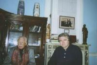 Валентин Качев и Сергей Михалков