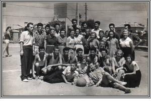 Възникване и развитие на баскетбола във Видин
