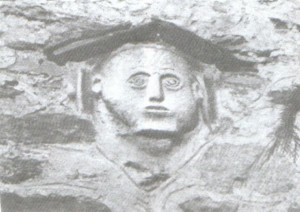 Главата от Рилския манастир