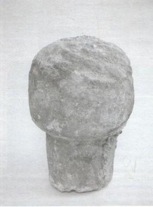Главата от Баба Вида в тил