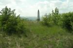 Паметник на 17 пехотен доростолски полк до село Дъбравка