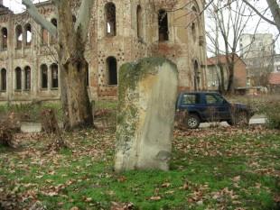 Паметник на лорд Байрон