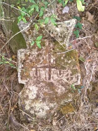 Надгробен паметник на Гено Минков от с. Старопатица, Кулско