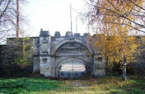 Разрушена е част от Видболската капия във Видин