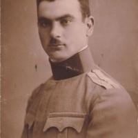 Подпоручик Иван Шулеков, 1922 г.