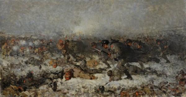 Битката при село Смърдан