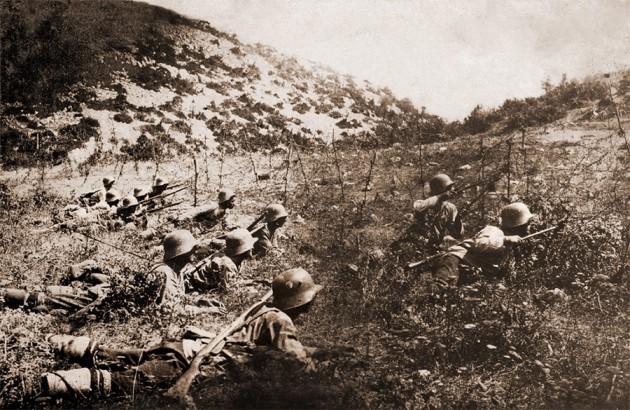 Яростта на атаката: Българските победи през Първата световна война