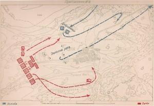 Карта на Кула 1885