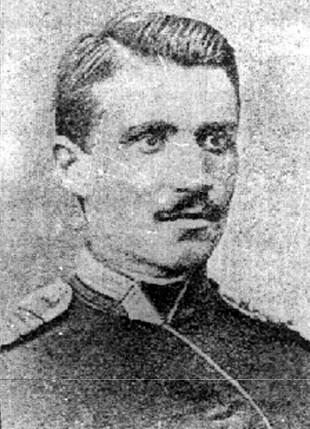 Подпоручик Ангел Тодоров