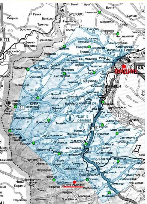 Областна-карта