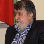 Министърът на културата изпрати поздравителен адрес до фотографа Боян Иванов