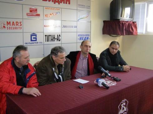 """Димитър Герасимов – """"Победихме! Преследваме баража. Бдин не се отказва от """"А"""" група"""""""