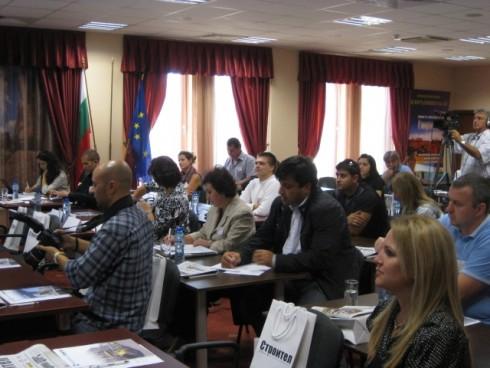 Строители бяха на двудневен форум в Белоградчик