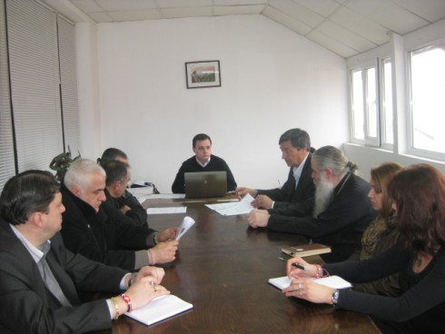 Заседание на Консултативния съвет по туризъм в Белоградчик