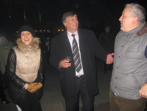 Евродепутат празнува в Белоградчик
