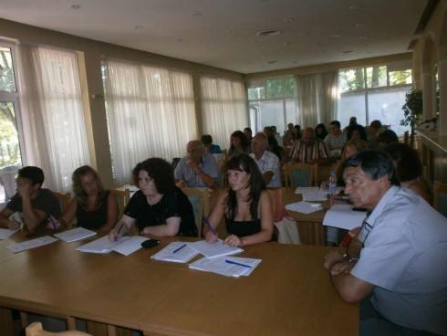 Обучение на служителите в община Белоградчик за по-добро административно обслужване
