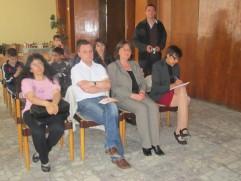 В  Младежки дом гр. Белоградчик бе проведена викторина с децата от 5-ти клас на СОУ Христо Ботев