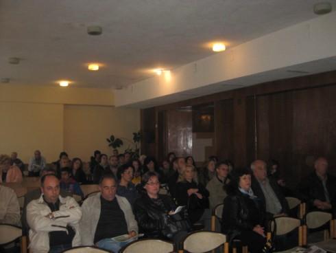 Публично обсъждане на отчета за касовото изпълнение на бюджета   на Община Белоградчик за 2013 г.