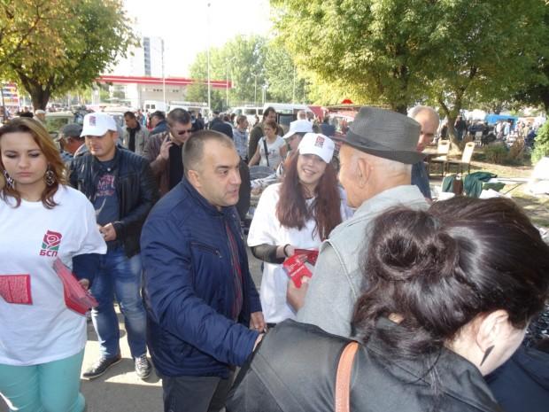 Целогодишно стоково тържище вместо търговия върху вестници, предлага Людмил Димитров