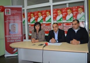 Корнелия Нинова: Нашите кметове и съветници няма да закриват училища и болници