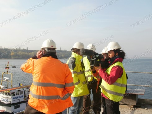 """Филмът за Дунав мост Видин-Калафат е от втората поредица на хитовия сериал """"X Machines"""