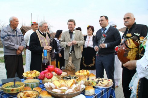 Празник на плодородието в Антимово