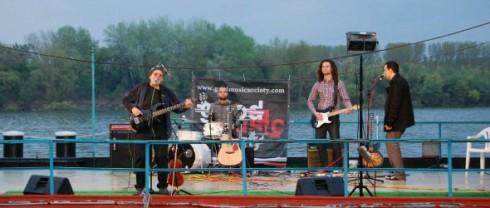 Good Music Society с вълшебен концерт по средата на Дунав