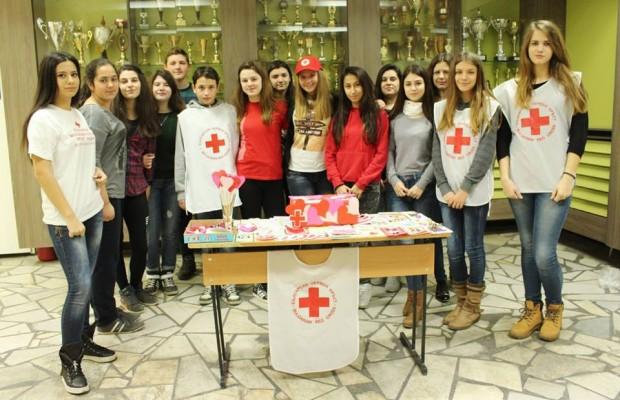 Две кампании, свързани с 14 февруари, провеждат доброволците на БМЧК във Видин
