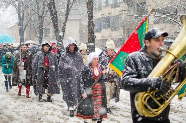 Видинската общественост почете паметта на Апостола на свободата