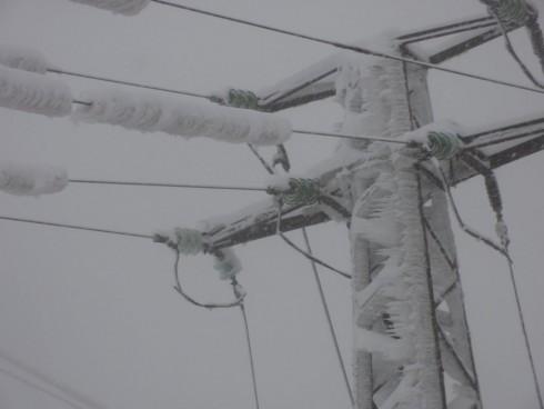 19 населени места в област Видин са без ток